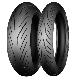 Michelin Pilot Power 3 160/60R17 Supersport motorgumi - Motorgumi webáruház